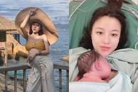 Học trò Đông Nhi vừa sinh 3 tháng đã lại có bầu, tròn một năm 2 lần đi đẻ