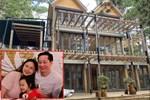 Thêm loạt ảnh bên trong biệt thự gỗ 800 m2 ở Đà Lạt của vợ chồng Phan Như Thảo-13