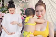 Hoa hậu Lam Cúc sinh 3 con vẫn đẹp như gái đôi mươi nhờ lúc bầu bí ăn theo chế độ 'vào con không vào mẹ'
