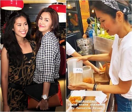 Chiều em chồng như Tăng Thanh Hà, tự tay vào bếp làm món khoái khẩu cho Tiên Nguyễn-1