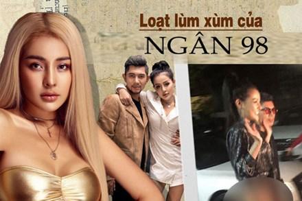 Muôn kiểu thị phi của bạn gái Lương Bằng Quang - Ngân 98: Hết scandal lộ ảnh 18+, nghi vấn tạm giữ đến ăn mặc phản cảm