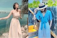 Style du lịch của các hot mom chính là kho ý tưởng giúp bạn mặc đẹp không sót ngày nào khi đi chơi xa, lên hình siêu lung linh