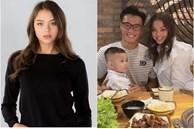 Người mẫu ngoại quốc phủ nhận hẹn hò với Bùi Tiến Dũng
