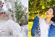 3 nàng hậu khoái làm vườn hơn showbiz: Phạm Hương có biệt thự bên Mỹ cũng không bằng Giáng My