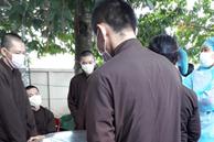 'Tịnh thất Bồng Lai' không hợp tác khi được vận động cách ly vì tiếp xúc với người nhập cảnh trái phép, còn dùng điện thoại livestream lên MXH