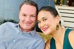Rời Mỹ, Hồng Nhung chính thức có mặt ở Việt Nam, đưa cặp song sinh đi cách ly-14