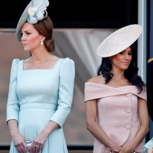 Một loạt bằng chứng cho thấy mối quan hệ rạn nứt giữa Công nương Kate với em dâu Meghan hoàn toàn có thật-1