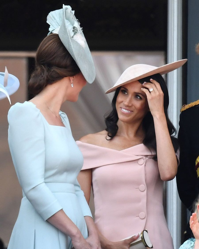 Một loạt bằng chứng cho thấy mối quan hệ rạn nứt giữa Công nương Kate với em dâu Meghan hoàn toàn có thật-2