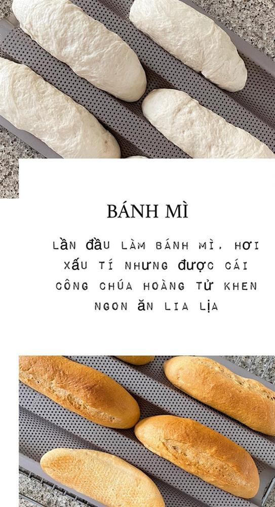 Tăng Thanh Hà nấu cháo trắng lá dứa topping đầy đủ, ông xã Louis Nguyễn làm hành động này đủ biết ngon thế nào-7