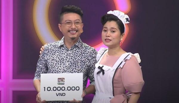 Lộ clip Trường Giang nói lớn tiếng trong hậu trường gameshow-2