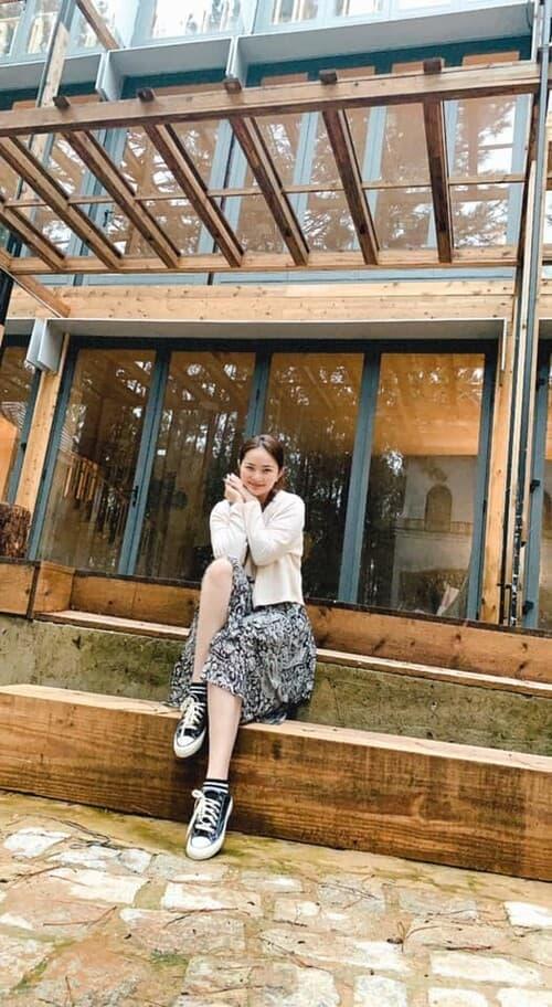 Thêm loạt ảnh bên trong biệt thự gỗ 800 m2 ở Đà Lạt của vợ chồng Phan Như Thảo-6