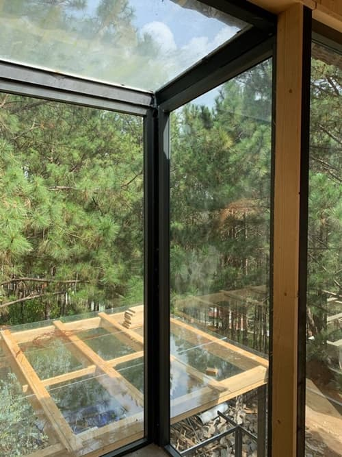 Thêm loạt ảnh bên trong biệt thự gỗ 800 m2 ở Đà Lạt của vợ chồng Phan Như Thảo-12