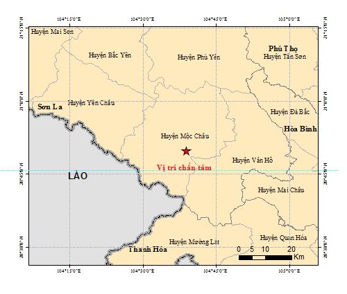 Hà Nội rung chấn do động đất mạnh ở Sơn La-2