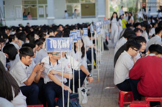 TP.HCM công bố điểm thi tuyển sinh vào lớp 10 năm 2020: Hơn 500 điểm 10-1