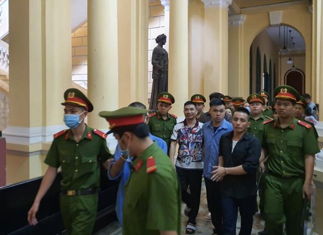 Tử hình Văn Kính Dương, hot girl Ngọc Miu bị tuyên 16 năm tù trong vụ án sản xuất ma tuý lớn nhất Việt Nam-3