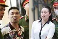 ẢNH: Văn Kính Dương cùng người tình Ngọc Miu tươi cười rời tòa, các nữ bị cáo khác bật khóc khi nghe HĐXX tuyên án