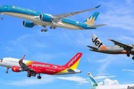 Giá vé từ Đà Nẵng bay Hà Nội, TP.HCM tăng gấp đôi
