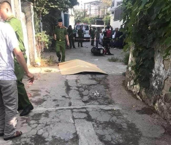 Vụ người phụ nữ bị đâm nhiều nhát tử vong trên đường ở Nghệ An: Hung thủ là người tình của nạn nhân-1
