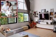 Người yêu kém 12 tuổi sinh con, Sỹ Luân đập tường 2 căn hộ làm nơi nghỉ dưỡng