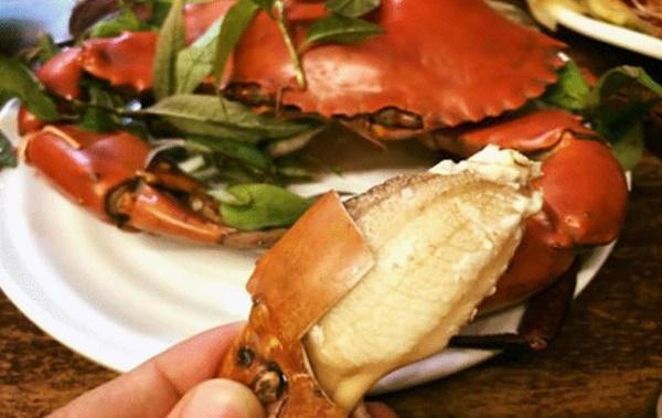 Buổi sáng đãi cả nhà miến xào cua biển ngọt thịt thơm ngon không bị dính-5