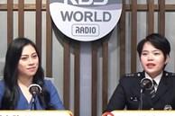 Cô dâu Việt trở thành cảnh sát Hàn Quốc