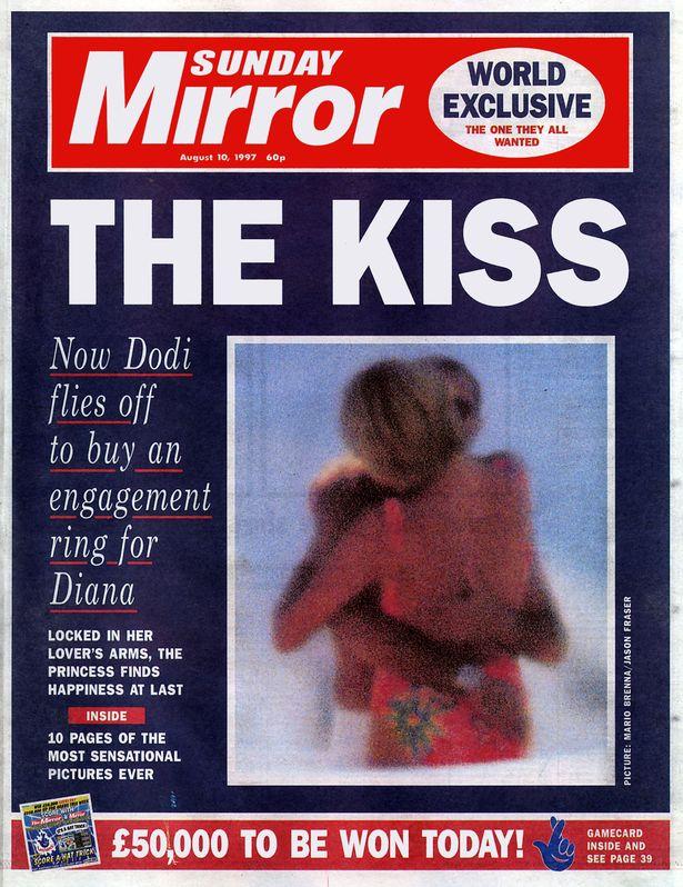 Điều ít biết về bức ảnh nhạy cảm trị giá 29 tỷ đồng của Công nương Diana cùng bạn trai, đây cũng là điềm báo gây ra vụ tai nạn thảm khốc-3