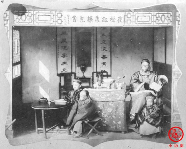 Loạt ảnh cũ của những đứa trẻ cuối thời nhà Thanh: Người sống trong nhung lụa từ bé, kẻ áo rách đói ăn khát uống quanh năm-1