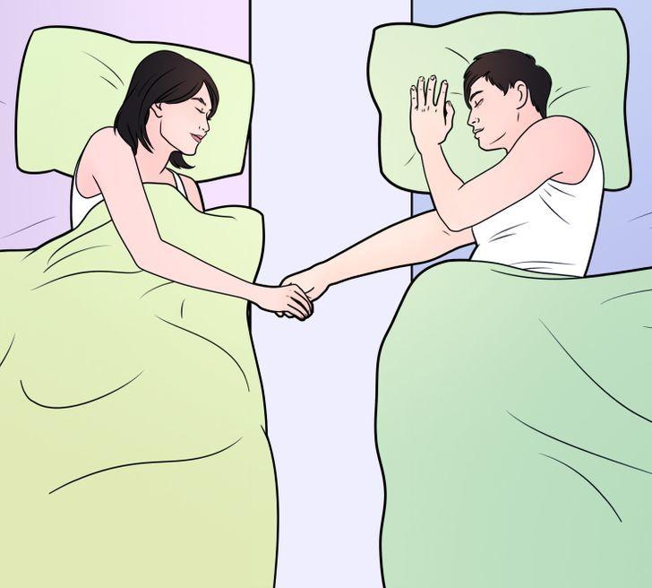 Tại sao nhiều cặp vợ chồng ở Nhật không ngủ chung giường?-1