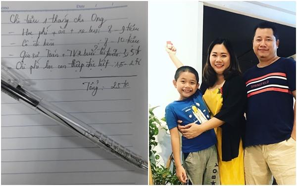 Mẹ Hà Nội có con tự kỷ tiết lộ bảng chi tiêu với con số giật mình và những gian nan phát khóc khi trẻ VIP tới trường-4