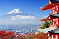Núi Phú Sĩ, biểu tượng linh thiêng đem lại may mắn của người Nhật