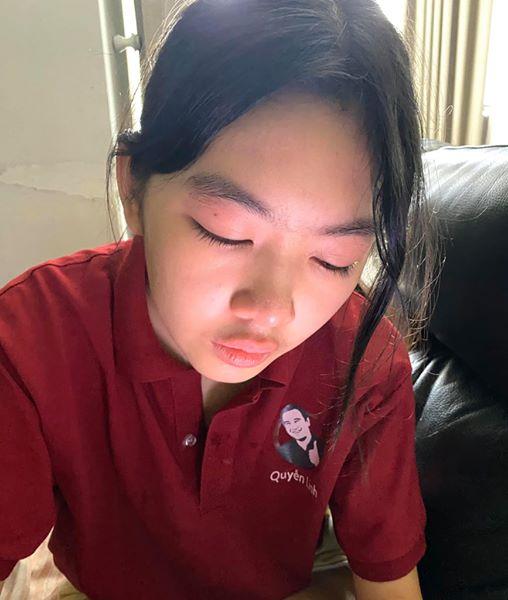 Nếu ngày này không có ba, sẽ không có con của bây giờ, tâm thư xúc động của con gái Quyền Linh lấy nước mắt người đọc-3