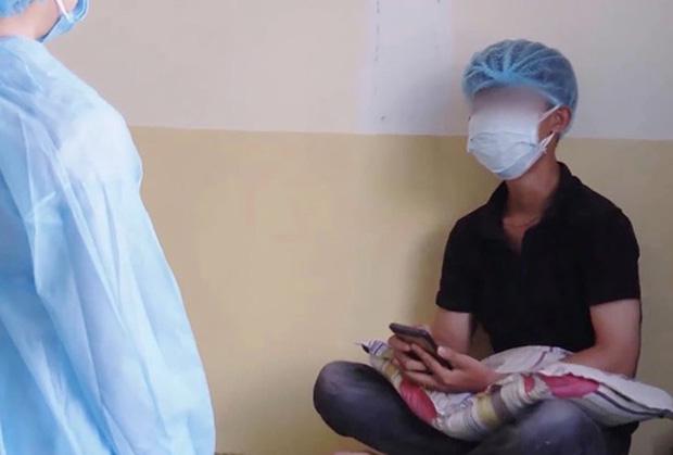 Buộc cách ly một bệnh nhân trốn viện từ Đà Nẵng về Quảng Ngãi-1