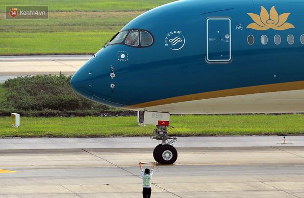 Ảnh: Bên trong chuyến bay đặc biệt đón 120 công dân nhiễm Covid-19 tại Guinea Xích đạo về nước-4