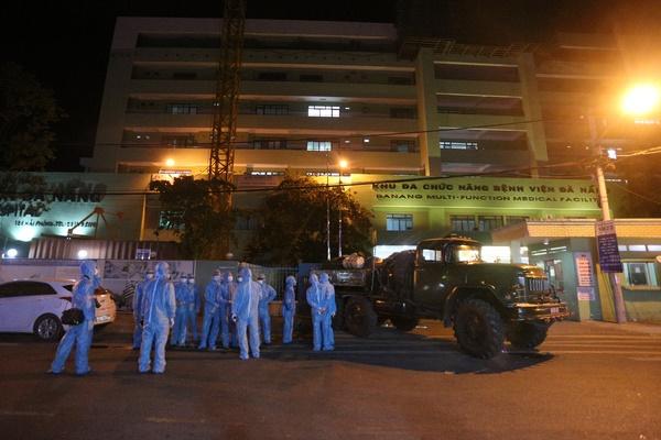 Hành trình của 5 ca Covid-19 mới ở Đà Nẵng: Bệnh nhân 434 từng đi lễ chùa, bệnh nhân 435 về thăm quê ở Nghệ An-1