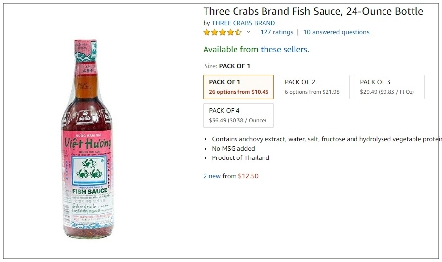 Dạo 1 vòng chợ mạng nước ngoài, liệu bạn sẽ tốn bao nhiêu tiền cho 1 bữa cơm Việt?-2