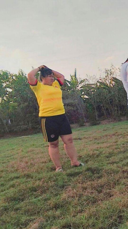 Cô gái nặng 89kg giảm 31kg ngoạn mục: Về quê, bạn bè gần như đứng hình khi gặp lại-2