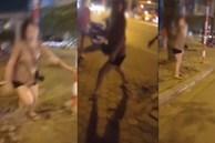 Lại chuyện nhức nhối nơi công cộng: Người phụ nữ bán trà đá hung hãn đuổi đánh người dân vì dừng xe trên vỉa hè... mà không gọi nước!?