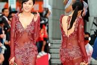"""10 bộ cánh 'mặc như không' đi vào lịch sử thảm đỏ Kbiz: Mỹ nhân nổi tiếng mặc đẹp Lee Sung Kyung cũng """"lọt hố"""" phản cảm"""