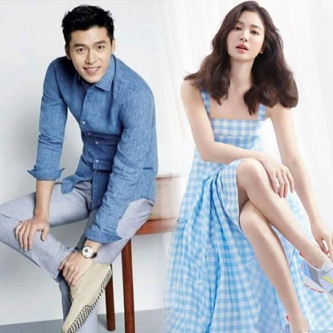 Xôn xao thông tin Song Hye Kyo và Hyun Bin chính thức tái hợp, thậm chí còn bị lộ ảnh đi dạo cùng nhau trong đêm tối?-4