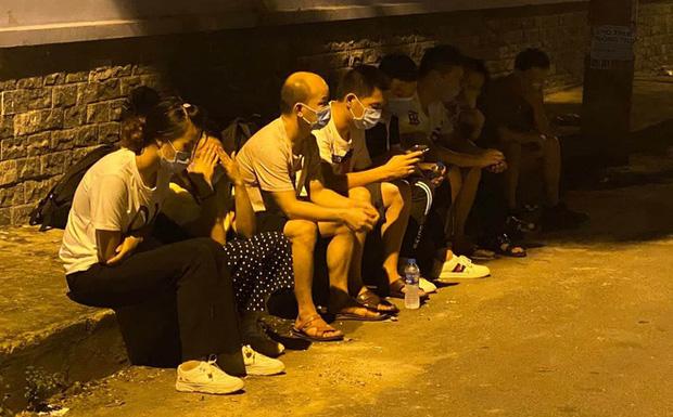 Thấy công an, 19 nam nữ người Trung Quốc nghi nhập cảnh trái phép vào Việt Nam tháo chạy lúc rạng sáng ở Sài Gòn-1
