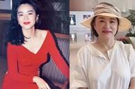 Nhan sắc tuổi U70 của 'đệ nhất mỹ nhân' khiến Châu Tinh Trì ngưỡng mộ, mê mẩn