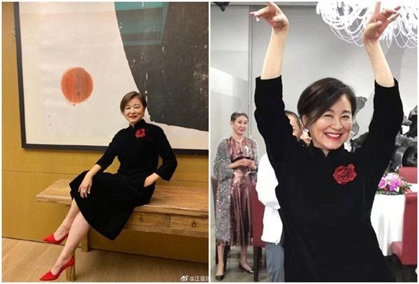 Nhan sắc tuổi U70 của đệ nhất mỹ nhân khiến Châu Tinh Trì ngưỡng mộ, mê mẩn-3