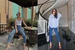 6 kiều giày hợp cạ với quần jeans, diện lên là thành quý cô thời thượng tức thì-23
