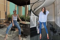 Diện quần jeans, mỹ nhân Việt cứ mix với 4 kiểu giày sau là trọn vẹn xịn đẹp và có khi còn kéo chân dài tít tắp
