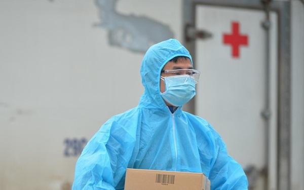 Thêm 45 ca mắc COVID-19 tại Đà Nẵng, trong đó 33 ca liên quan đến Bệnh viện Đà Nẵng-1