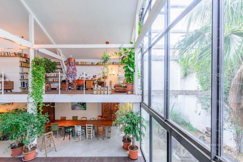 Ngôi nhà màu trắng sở hữu cây xanh và bể bơi bên trong giống như resort nghỉ dưỡng tuyệt đẹp-7