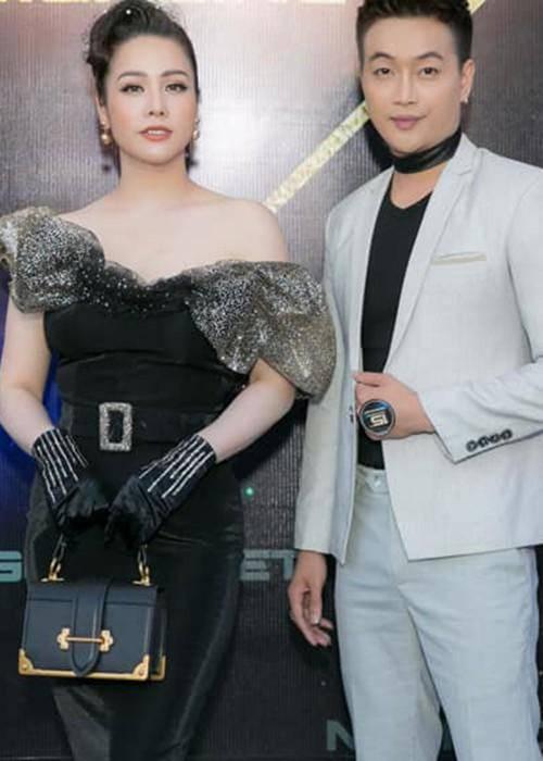 Phủ nhận hẹn hò, nhưng gout ăn mặc của Nhật Kim Anh và TiTi đồng điệu đến lạ-3