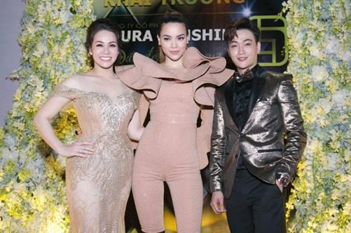 Phủ nhận hẹn hò, nhưng gout ăn mặc của Nhật Kim Anh và TiTi đồng điệu đến lạ-4