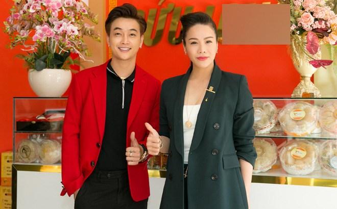 Phủ nhận hẹn hò, nhưng gout ăn mặc của Nhật Kim Anh và TiTi đồng điệu đến lạ-8