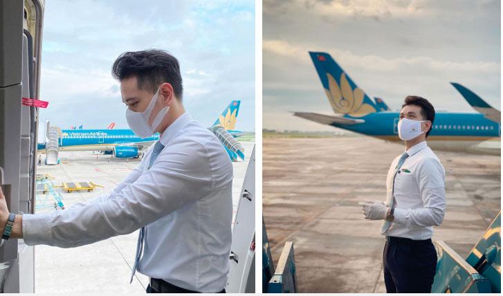Lời kể đầy tự hào của nam tiếp viên hàng không trên chuyến bay lịch sử đón đồng bào từ Guinea Xích đạo: Đáp xuống Nội Bài, chúng tôi nước mắt lưng tròng-10